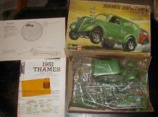 "Revell Thames Drag Panel ""Simple Simon Pie Wagon"" Original 1966"