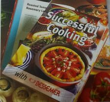 ♥ Successful Cooking With Bessemer Cookbook - BESSEMER LATEST COOK BOOK RRP $36