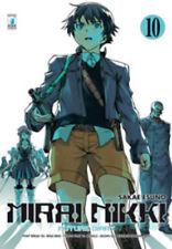 manga STAR COMICS  MIRAI NIKKI numero 10