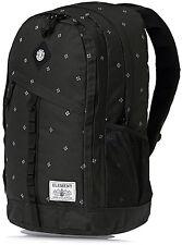 Neu Element Cypress Rucksack Backpack Skatepack black schwarz