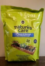 Miracle-Gro Natures Care Organic & Natural Raised Bed Garden Plant Food 3 LB.