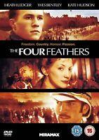 The Four Feathers - 2011 Djimon Hounsou, Heath Ledger, Kate Hudson New UK R2 DVD