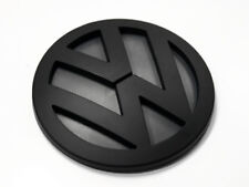 06-09 VW JETTA MK5 REAR TRUNK EMBLEM - MATTE BLACK
