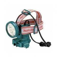 MAKITA ML121 LAMPE TORCHE FRONTALE pour batterie 12V ou 9,6V nue support filaire