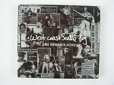 Jimi Hendrix West Coast Seattle Boy - Jimi Hendrix Anthology CD/DVD Compilation