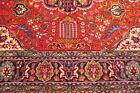 Authentic Wool RNRN-173 6'8'' x 10'1'' Persian Tebriz Rug