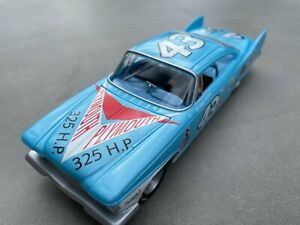 Carrera Digital 132 30525 Plymouth Fury '60 R. Petty LLC 2 Body + Chassis Photos