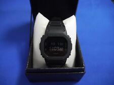 CASIO G-SHOCK DW-5600BB-1JF Solid Colors Men's Watch  From Japan