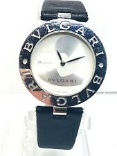 BVLGARI B. ZERO 1 acciaio Inossidabile Quarzo ladies watch Ref:BB23SS caso Dimensioni: 23mm