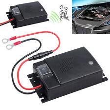 12V Car Truck Engine Ultrasonic Pest Mouse Rat Rodent Repeller Deterrent MA1540