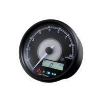 Compte-Tours Électronique Daytona Velona Speedo 80mm 14000 RPM