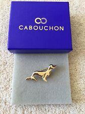 Cabouchon - Sea Lion Brooch