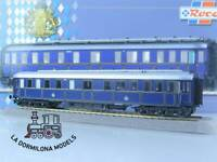 JL613 H0 =DC ROCO 44810 Prinzregentenwagen blau der K.Bay.Sts.B - OVP