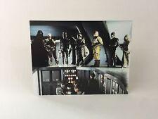 custom vintage star wars bounty hunter backdrop for ikea detolf display cabinet