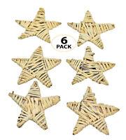 3285 Pk6 Natural Vine Sticks Foot Talon Craft Part Bird Toy