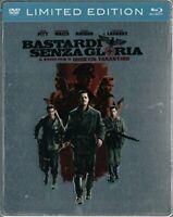 Bastardi senza gloria (dvd + blu ray) Steelbook [Ed. - BluRay O_B004061