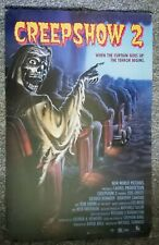 Creepshow 2 24x34inch 1987 Old Horror Zombie Movie Silk Poster Large Size