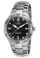 NEW Eterna Monterey Swiss Made Men's Quartz Bracelet Watch 11160041400165FRA