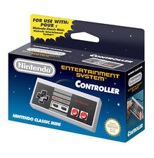 Official Nintendo NES Classic Edition Mini Controller, GENUINE, NEW & SEALED!!!