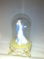 Gone with The Wind 'Scarlett's Independence' Glass Domed Figurine 1993 Turner