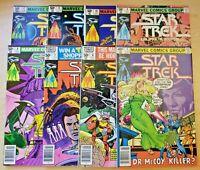 Star Trek: The Motion Picture 5-12 (Marvel 1980 comic lot/run) 6 7 8 9 10 11