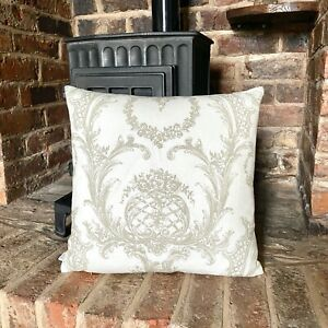 903. Lilou in Natural 100% Linen Cushion Cover Various sizes