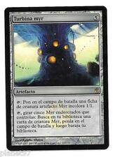 TURBINA MYR FOIL Español Myr Turbine Mirrodin Besieged NM MTG