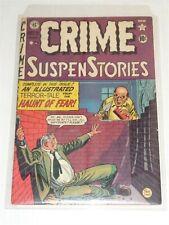 CRIME SUSPENSTORIES #3 VG (4.0) MAY 1993 EC COMICS