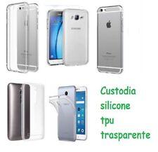 custodia cover silicone per HUAWEI NOVA YOUNG trasparente tpu case