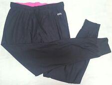 PINK Victoria's Secret Ultimate Yoga Jogger Gym Pants Oversized Charcoal Grey