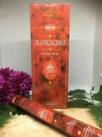 Geniune Hem Frankincense Incense 120 Sticks - Bulk Pack of 6 x 20 Stick Full Box