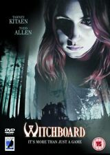 WITCHBOARD TODD ALLEN JAMES W QUINN TAWNY KITAEN RARE (UK RELEASE) DVD