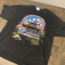 Texas Motor Speedway Monster Truckin T Shirt Size Xxl