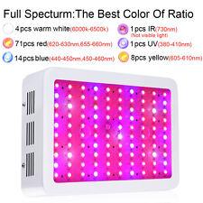 Bestva 1000W Full Spectrum LED grow light for medical plants veg and bloom