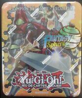 Yu-Gi-Oh Collector's Tin 2012 Champion Heroique - Excalibur Francais scellé