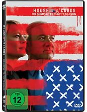House of Cards 5 fünfte Staffel  DVD    NEU Die komplette fünfte Season