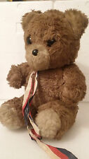 ANTIQUE  BROWN GOLD RARE TEDDY BEAR