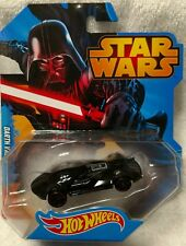 Hot Wheels 2014 Star Wars Darth Vader 1:64 Scale FAST FREE SHIPPIING !!!