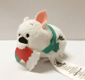 "New Christmas Bolt Dog Disney TSUM TSUM Mini Plush Toys Screen Cleaners 3.5""/9cm"