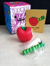 Kidrobot BFFs Mac + Josh Apple and Worm Cute Vinyl Figure Series 2 Travis Cain