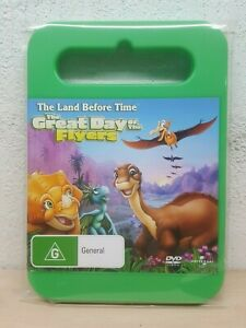 The Land Before Time - The Great Day Of The Flyers : Vol 12 DVD - REGION 4  KIDS