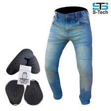 Moto Jeans Pantaloni Tecnico Stechmoto ST333 con CE Protezione