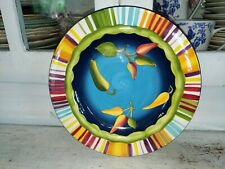 Muy Caliente Collector Plate By Noble Excellence Earthenware