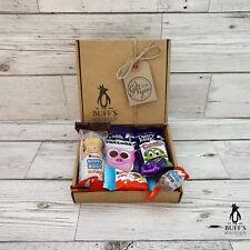 PETITE Cadburys VS Kinder Candy Sweet Chocolate Hamper Gift Selection Treat Box!