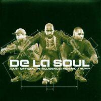 De la Soul Art official intelligence: mosaic thump (2000) [CD]