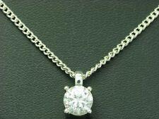 835 Argento Catena Pendente & con guarnizione in zirconia/in puro argento/6,7g/40,2cm