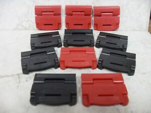 NEW CRAFTSMAN TOOL CASE REPLACEMENT LATCHES CLIPS FASTENERS FAST FREE SHIP