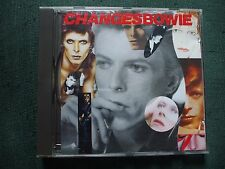 David Bowie - Changesbowie CD.Features Fame 90 Remix.Disc Is In VGC.