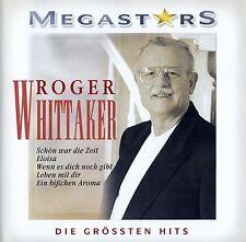 ROGER WHITTAKER : MEGASTARS - DIE GRÖSSTEN HITS / CD - TOP-ZUSTAND