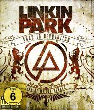 "LINKIN PARK ""ROAD TO REVOLUTION LIVE..."" BLU RAY NEW"